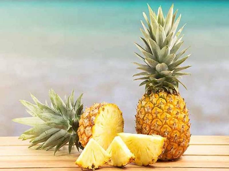 استفاده از آناناس در درمان زگیل تناسلی