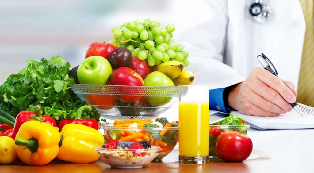 درمان HPV با غذا