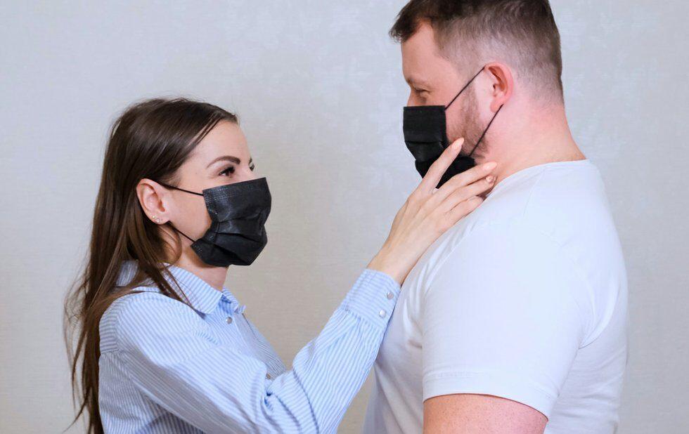 رابطه جنسی در زمان کرونا